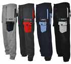 Mens Fashion Jogger Jogging Bottoms Trousers Casual Fleece Tracksuit Jog Pants