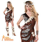 Adult Barbarian Beauty Costume Sexy Ladies Viking Fancy Dress Outfit New UK 8-12