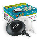 Nano Mini Air Pump - Small Tropical Aquarium Fish Tank - Free Stone / Air Hose