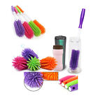 Korea Silicone Water Bottle Wash Brush Kitchen Cleaning Tool Rich Bubble Clean