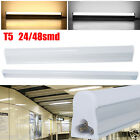 4 10x T5 5W 9W LED SMD Tube Light Bulb Fluorescent Lamp Replacement 1ft 2ft UK