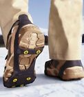 Anti Slip Snow Shoe Ice Grippers For Shoes Boots Safety Soles Overshoe Grip Work