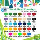 Best Heat Transfer Vinyl,TShirts Easy to Weed Iron On craft Hobby HTV  :)