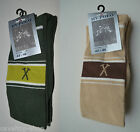 FASHION FUNCTIONAL RIDING KNEE HIGHS SOCKS FROM HV POLO R SIZE. 43-UK MEN'S 12.5