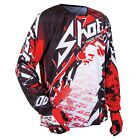 Shot Motocross Devo Shirt Load Red