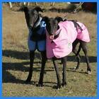LOVE MY HORSE 600D 180g Fill Waterproof Ripstop Winter Turnout Greyhound Dog Rug