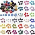 DIY Making Crystal Clay Pave Rhinestone Disco Ball Beads10-20mm CASL0012-18