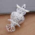 NEW Fashion  Jewelry 1pcs 925Sterling Silver Necklace Pendant