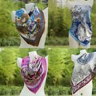 new fashion100% Silk Twill Scarves pashmina Women Wrap female Headband Shawls