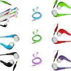 COLOUR IN-EAR HEADPHONE EARBUDS FOR MOST SAMSUNG MOBILES AND TABLETS