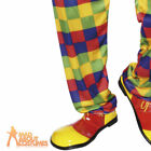 Adult Clown Shoes Deluxe Jumbo Circus Carnival Fancy Dress Costume Accessory New
