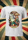 Disney Princess Tinkerbell Fairy Peter Pan T Shirt Vest Top Men Women Unisex 126