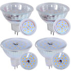 4 10x MR16 3W=35W 5W=50W SMD LED Bulbs Warm Day White Light GU5.3 Halogen Lamps