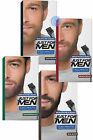 2 x JUST FOR MEN MOUSTACHE, SIDEBURNS & BEARD COLOUR DYE UK