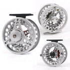 Fly Reel 2/3/4/5/6/7/8 Weight Die Casting Large Arbor Aluminum Fly Fishing Reel