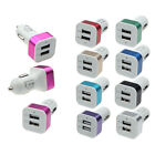 Universal Mini Car Charger 12V To 5V 2Port USB Car Charger Adapter For Samsung