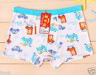 5PCS Cute Car Modal Boxers Briefs Underwear Underpants for Boys Kids Age: 4-13