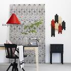 Ikea Pendant Lamp SHADE - Unique Ryssby Shade in Black Red and Beige (Natural)