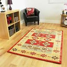 Modern Red Cream Traditional Rugs Small Extra Large Long Big Huge Size Soft Mats