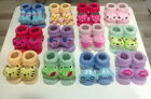 FANCY WARMER SOCKS ANTI-SLIP NEWBORN TO 8 MONTH  BABY GIRL BOY CUTE LOT FREESHIP