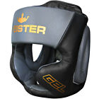 MEISTER GEL FULL-FACE HEAD GUARD - MMA Boxing Helmet Training Muai Thai Headgear