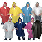 Splashmacs Festival SC10 PVC Waterproof Poncho Rain Coat One Size REUSABLE