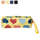 1 PCS Cosmetic Bag Heart Pattern Square Multicolor Functional Storage Bag Gifts