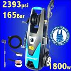 2390psi Pressure Washer Jet Power Wash car patio slabs or accessories 6m Hose