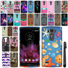 For LG G Flex 2 LS996 Cute Design TPU SILICONE Rubber Case Phone Cover + Pen
