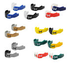 Junior Custom Fit Gum Shield Mouth Guard TAPOUT MMA Rugby Hockey Boxing TwinPack