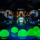 LED Fairy Berry Glowing Light Ball Floating for Party Wedding Decoration Green
