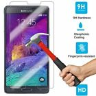 NEW FOR SAMSUNG GALAXY NOTE 4 BALLISTIC TEMPERED GLASS SCREEN PROTECTOR GUARD 9H