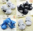 Baby Soft Sole Crib Shoes Sneakers Newborn to 18 Months 3 color select