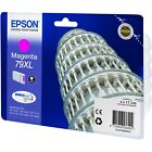 EPSON 79XL TOWER OF PISA SERIES HIGH CAPACITY MAGENTA INK CARTRIDGE C13T79034010