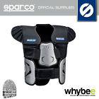 SPARCO SPK-7 SEMI-RIGID KARTING RIB PROTECTOR VEST WITH SHOULDER PROTECTION
