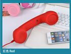 Retro Classic Telephone 3.5mm Handset Phone Receiver For Cell Phone Universal