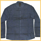 QUIKSILVER Mens Shirt *Size:S M XL XXL* Navy NEW Long Sleeve Top Authentic Brand