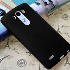 soft Plastic Matte TPU Gel Case Skin Cover For LG G3