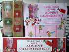 Advent Calendar Box with good sized  Drawers 4 designs to choose from