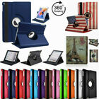 smart ipad air case - 360° Rotating Folio Retina Smart  Stand PU Leather  Case Cover  For