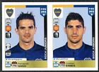 PANINI - 'FIFA 365' 2015-2016 The Golden World of Football Stickers #1 to #88