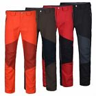 Mens Camping Pants Hiking Skiing Outdoor Windproof Waterproof Softshell Trousers