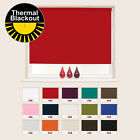 HIGHEST QUALITY THERMAL BLACKOUT ROLLER BLINDS