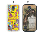 Disney Alice in Wonderland Cheshire Cat Case Cover For Samsung Galaxy S5