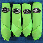 Professionals Choice Elite Ventech Horse 4 SMB Boots LIME All Sizes Tack Large