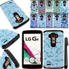 For LG G4 H815 F500 VS986 H810 Anti Shock HYBRID Silicone HARD Case Cover + Pen