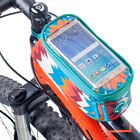 "Bicycle Cycling Bike Frame Top Front Tube Bag 5.2"" 5.7"" Mobile Phone Bag Pouch"