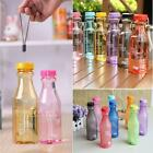 Hotsale Transparent Scrub Unbreakable Plastic Water Bottles 350ml/550ml/650ml LA