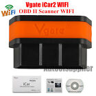 Newest Vgate WIFI iCar 2 ELM327 OBD2 Code Reader for iOS iPhone iPad Android