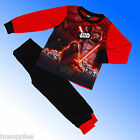 Boys Star Wars 7 VII The Force Awakens Kylo Ren Pyjamas Age  3-10 Years